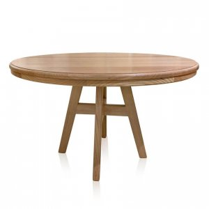 Akira dining table in Victorian Ash