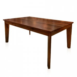 Naturally Timber 'Verona' dining table - American Walnut