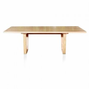Atlanta Dining table in spotted gum