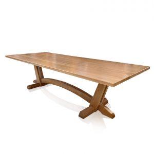 Lloyd dining table in American Oak