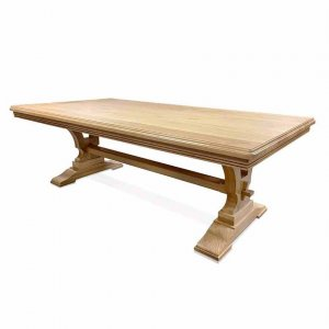 Madrid Dining Table American Oak