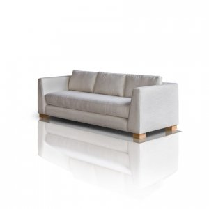 Naturally Timber 'Apex' 3-seat sofa