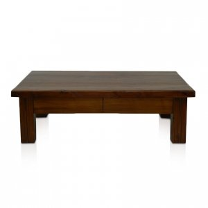 Armidale coffee table with concealed drawers in Oregon