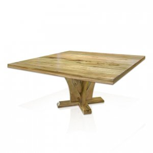 Naturally Timber 'Bellevue' dining table - Western Australian Marri