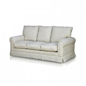 Naturally Timber 'Camilla' 3-seat sofa