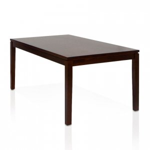 Naturally Timber 'Contempo' dining table - Western Australian Jarrah
