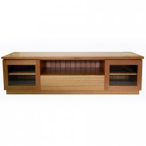 Naturally Timber 'Denmark' TV unit - Tasmanian Oak