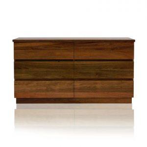 Naturally Timber 'Denmark' lowboy chest - Tasmanian Blackwood