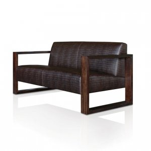 Naturally Timber 'Eden' 2-seat sofa