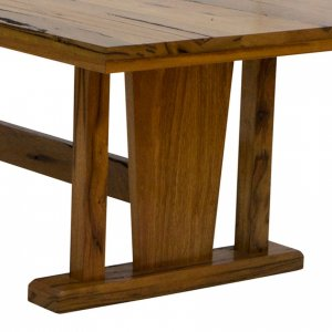 Kobe boardroom table in Western Australian Marri