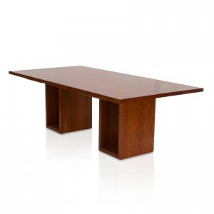 Manhattan boardroom table in River Red Gum