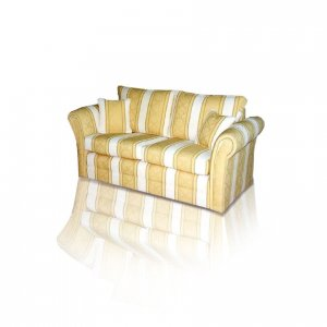 Naturally Timber 'Mayfair' 2.5-seat sofa