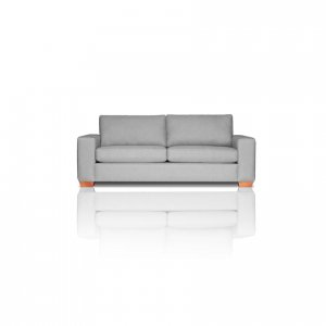 Naturally Timber 'Milo' 2-seat sofa