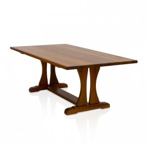 Naturally Timber 'Narrabeen' dining table - Tasmanian Blackwood