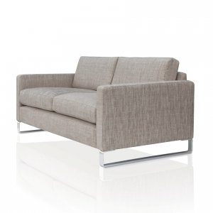 Naturally Ttimber 'Nike' 2-seat sofa