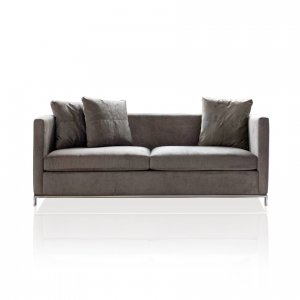 Naturally Timber 'Paris' 2.5-seat sofa
