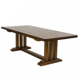 Naturally Timber 'Provence' dining table - Oregon