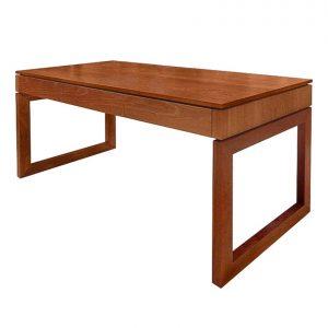 Naturally Timber 'Soho' desk - River Red Gum