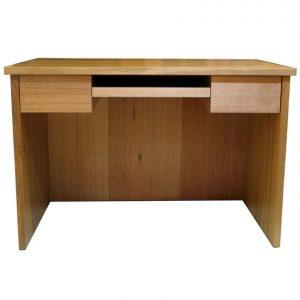 Naturally Timber Studio desk -Tasmanian Oak