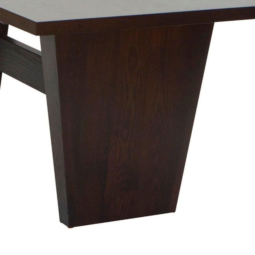 Naturally Timber 'Torino' dining table - Cambia Oak