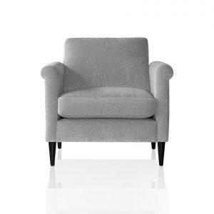 Naturally Timber 'Trinity' armchair