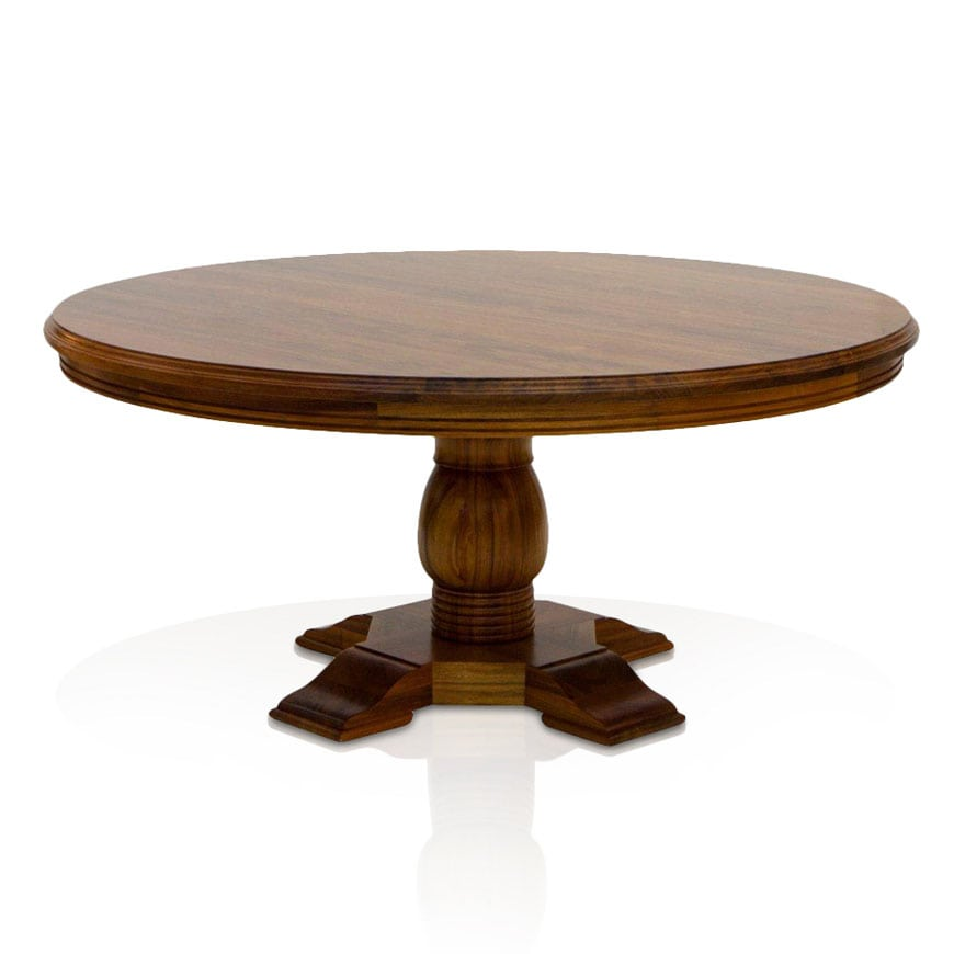 Naturally Timber 'Valencia' dining table - Tasmanian Blackwood