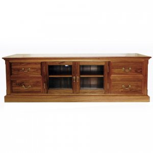 Naturally Timber 'Wentworth' TV unit - Tasmanian Blackwood