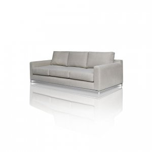 Naturally Timber 'Zara' 3-seat sofa