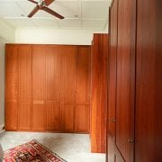 Naturally Timber custom-design wardrobe - River Red Gum