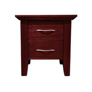 Carlton bedside in River Red Gum