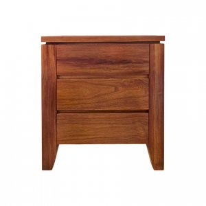 Contempo bedside in Tasmanian Blackwood