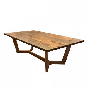 Milan boardroom table in Western Australian Marri