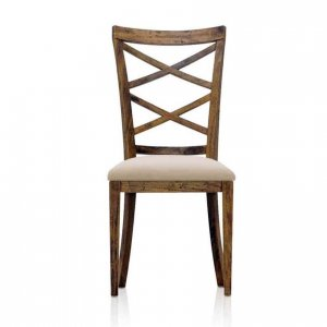 Mango Creek Double-Cross-Back dining chair