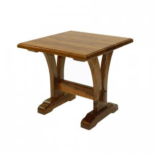 Yarrah lamp table in American Walnut