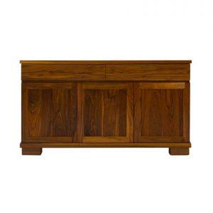 Parklane 3-door 2-drawer sideboard in American Walnut