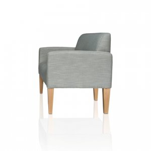Naturally Timber 'Opus' armchair