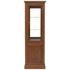 Naturally Timber 'Savoy' display cabinet - Oregon