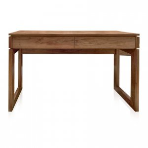 Naturally Timber 'Soho' console table - Tasmanian Blackwood Side