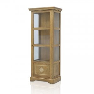 Naturally Timber 'Windrush' display cabinet