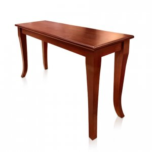 Naturally Timber 'Regent' console table - Western Australian Jarrah