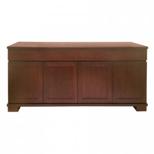 Naturally Timber 'Parklane' sideboard - Fijian Mahogany