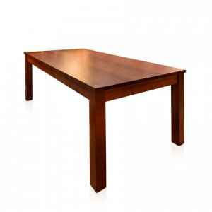 Naturally Timber 'Armidale' dining table - River Red Gum
