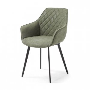 Lacy dining chair in Olive