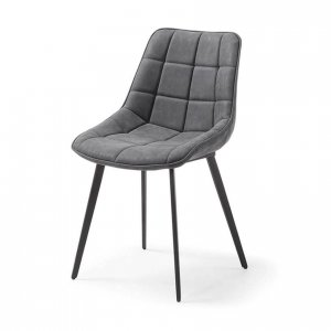 Benjamin dining chair in Anthracite