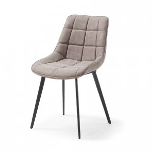 Benjamin dining chair in Taupe