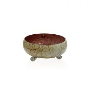 Naturally Timber 'Amethyst' handmade bowl