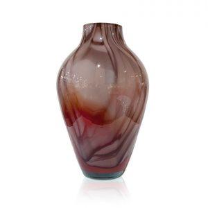 Naturally Timber 'Odessa' handmade vase - small