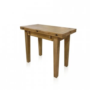Windrush flip-top small table - closed