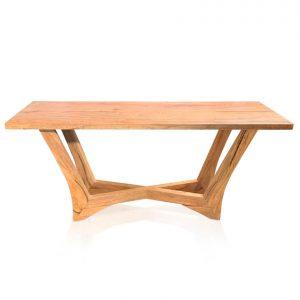 Malibu console table in Western Australian Marri