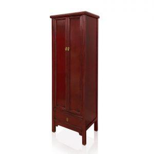 Oriental Anling wardrobe - crimson